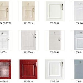 PVC Kitchen Doors