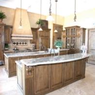 Wooden Kitchen Styles