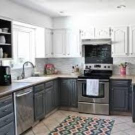 Aluminium Kitchens Acrylic Doors