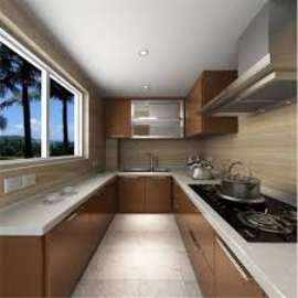 Aluminium Kitchens Acrylic Doors