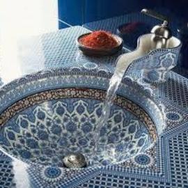 Arabic Wash Basin